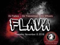 FLAVA @The Seahorse