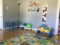 Nazanin's daycare