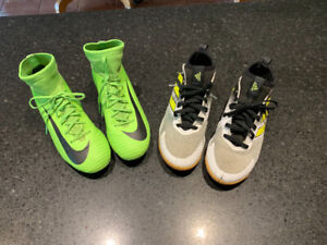 d17a2c5fe Indoor Soccer Shoes   Buy or Sell Soccer Equipment in Calgary ...
