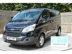 Ford Transit Custom 290 Limited Lr P/V Panel Van 2.0 Manual Diesel
