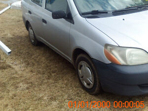 parting out 2000 toyota echo 2003 corolla
