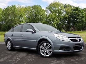 Vauxhall Vectra 1.8 i VVT Exclusiv 5dr (silver) 2007
