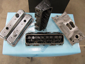 Vortec Heads, Intake, and Valve covers