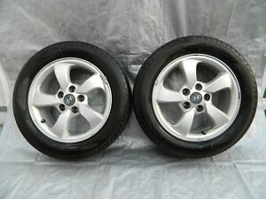 Hyundai 2005 Tiburon Stock Rims & Tires