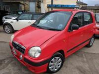 Hyundai Amica 1.0 Si 5 DOOR - 2001 Y-REG - 6 MONTHS MOT
