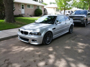 Enthusiast owned 2002 BMW M3 Coupe