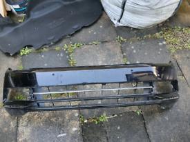 Passat b8 2015 front bumper