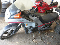 1982 Yamaha XJ650 Seca Turbo -MUST SELL-