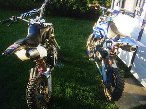 Pitbike 125cc a clutch