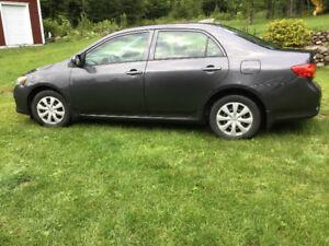 Toyota Corolla a vendre