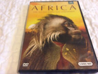 Africa Nature Videos by BBC Earth