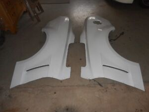 10-14 Mustang W I D E BODY quarter panels -  body kit