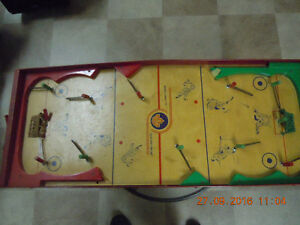 Jeux de hockey antique