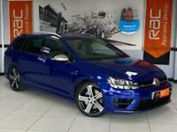 2015 Volkswagen Golf 2.0 TSI BlueMotion Tech R DSG 4MOTION (s/s) 5dr Estate Petr