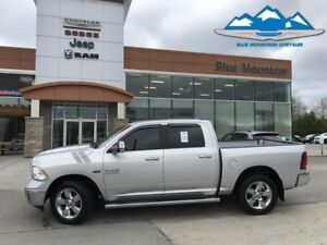2015 Ram 1500 Big Horn  ACCIDENT FREE, LOCAL TRADE, BLUETOOTH!