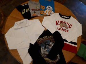 Boy's medium size clothing for sale