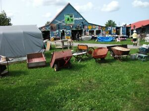 Porkies Place Barn Sale 1540 HWY 62 in PEC