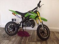 50cc Mini Bike, Crosser, Mini Moto