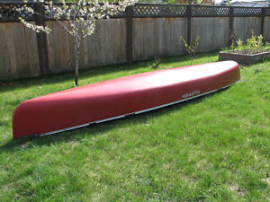 Clipper Sportsman 14.5 feet canoe
