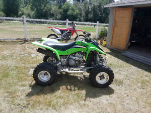 KXF400 for sale  Good Condition