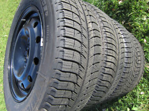205/65/R16 *H/CIVIC *MICHELIN WINTER *X-ICE Xi3 On RIMS *ALL NEW