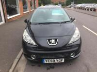 2008 PEUGEOT 207 1.6 HDi 110 Sport 5dr