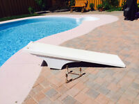 6' Diving Board for Inground Pool