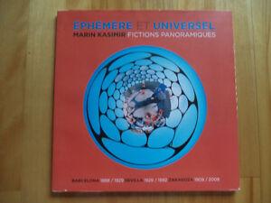 ÉPHÉMÈRE ET UNIVERSEL (FRANÇAIS,ANGLAIS ET ESPAGNOL)/M.KASIMIR