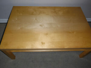 Coffee Table, Delivered