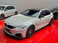 2016 BMW M3 3.0 BiTurbo DCT (s/s) 4dr Saloon Petrol Automatic