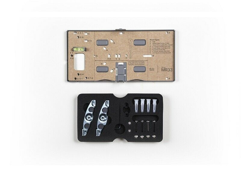 Cisco Meraki Replacement Mounting Kit for MR33 MA-MNT-MR-11