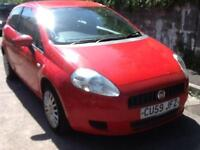 Fiat Grande Punto 1.4 8v 2008MY Active ONE OWNER FROM NEW