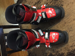Ski boots - children size