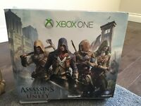 New XBox One with games
