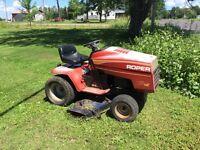 Roper 18hp garden tractor