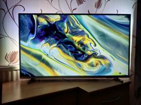 "PHILIPS43PUS7855 43"" 4K Ultra HD HDR LED TV with Amazon Alexa"