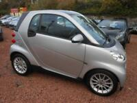 2009 59 SMART FORTWO 1.0 PASSION MHD 2D AUTO 71 BHP