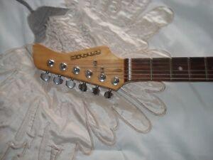 Strat Style Fernandes Electric Guitar Stratford Kitchener Area image 3