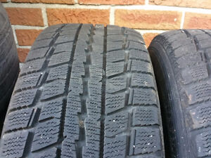 16 inch 4 tires on rims maxima infinity etc West Island Greater Montréal image 6