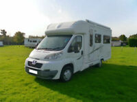 SOLD- Autocruise Starspirit two berth motorhome.