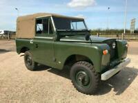 1966 Land Rover 88 Petrol Manual