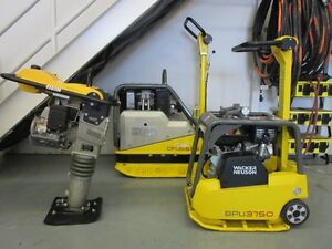 Compaction Equipment Tampers & Jumping Jacks
