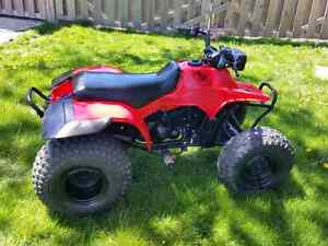 HONDA FOURTRAX 125 ATV