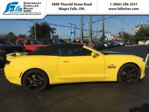 2016 Chevrolet Camaro 2SS  6.2L,NAV,SS,LEATHER,DUAL MODE PERFORM