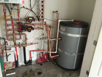 Plumbing-Heating-Gas fitting - New house -Old house -Renovation