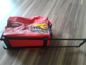 Tonka suitcase