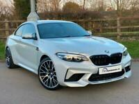 2018/68 BMW M2 3.0 BiTurbo Competition DCT 2dr DCT HOCKENHEIM SILVER CAT S PX