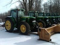 Snow Removal Equipment for sale - plows, salter, buckets
