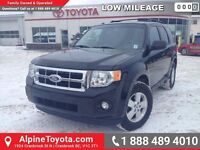2012 Ford Escape XLT   - 4x4  -  V6  -  automatic  - Low Mileage