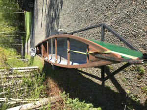 26 foot canoe all included